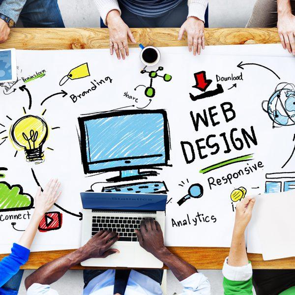Webdesign: Was ist das & aktuelle Trends Bild