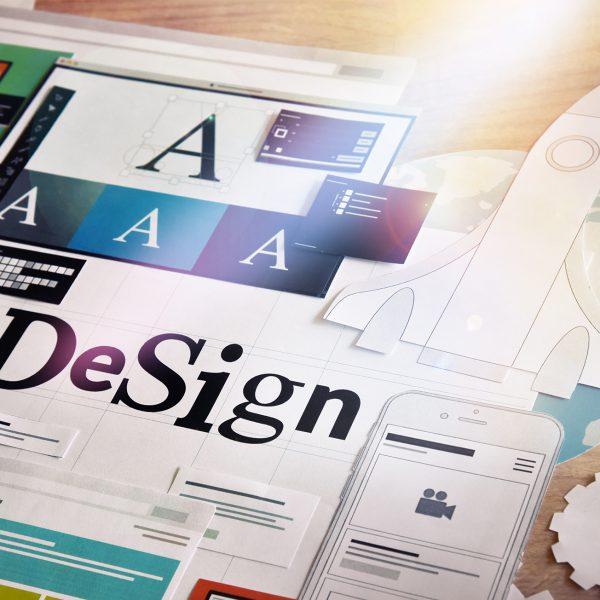 Web Design: Authentizität in verwendeten Assets auf der Website Bild